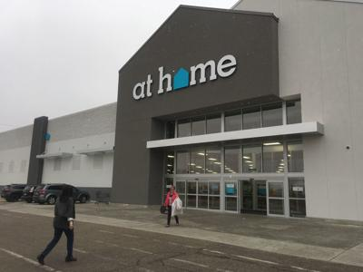 At Home opens in former Sam's Club space