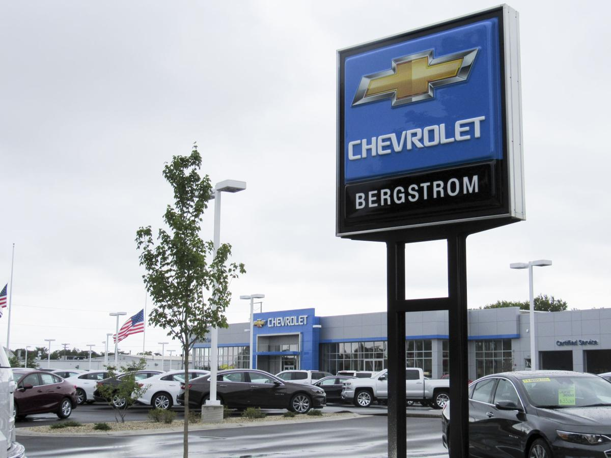 On Retail: Bergstrom opens $4 6 million Chevy dealership in Madison