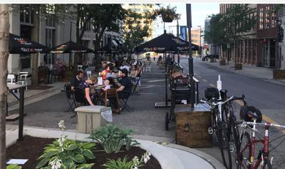 Transform State Street into promenade