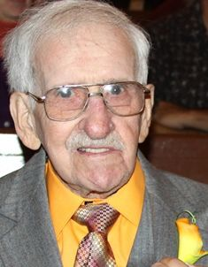 "Happy 90th Birthday Henry ""Hank"" D. Grefe"