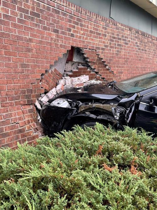 Car-building crash