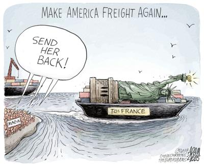 ANOTHER VIEW | ADAM ZYGLIS, BUFFALO NEWS