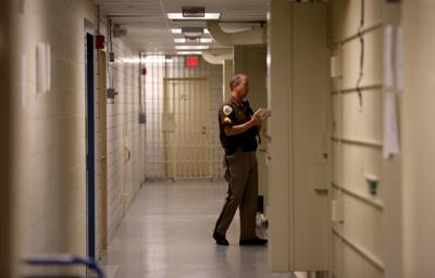 Inmate attempting suicide saved by deputies in Dane County