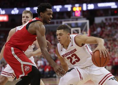 Ready for takeoff: Badgers' Kobe King has tools to make a big leap in sophomore season