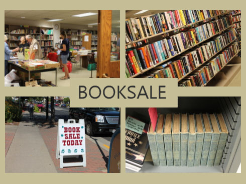 Book Sale MIDDLETON PUBLIC LIBRARY