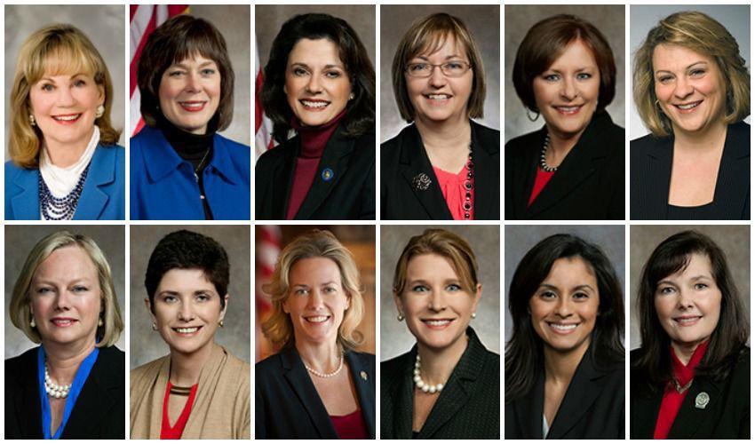 Elected Republican women