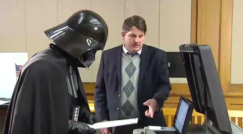 Chad Vader votes