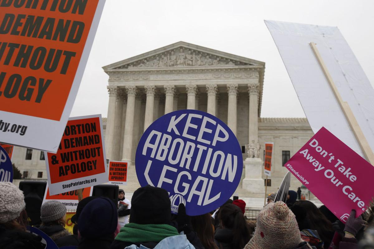 abortion protest file photo