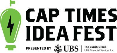 Cap Times Idea Fest horizontal logo