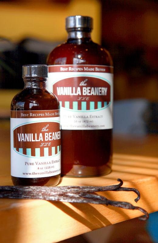 Vanilla Beanery vanilla