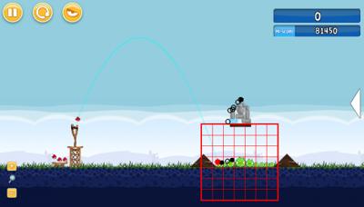 AI Angry Birds