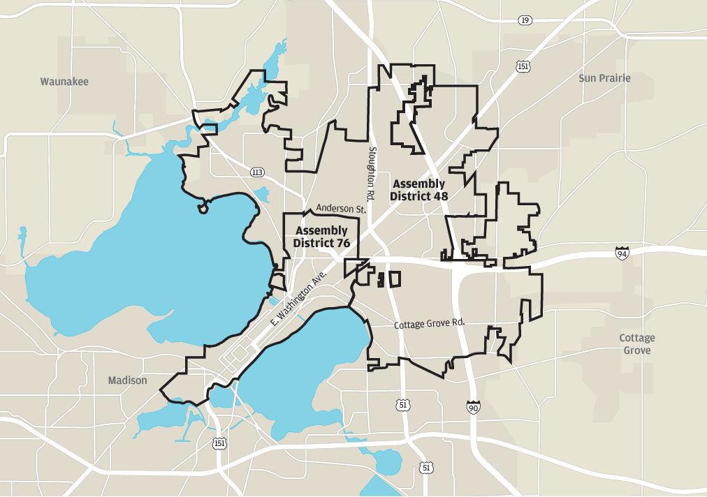 Assembly Districts (copy) (copy)