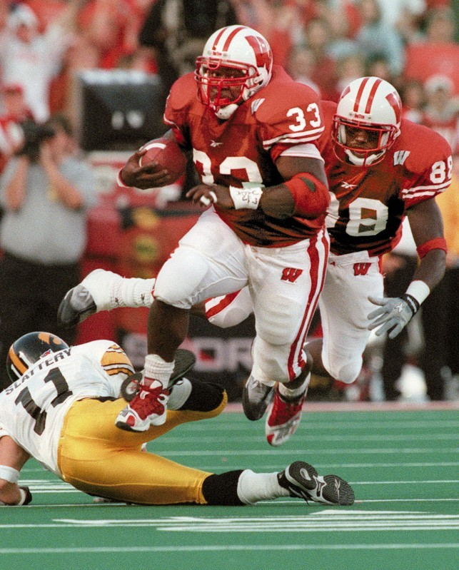 33 Flashback The Great Dayne S Record Run College