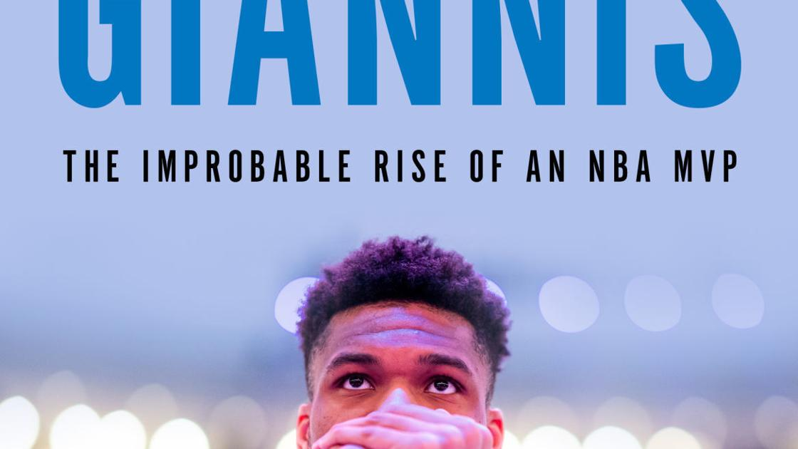Giannis Antetokounmpo's unlikely rise captured in new book finished before Bucks championship |  Entertainment