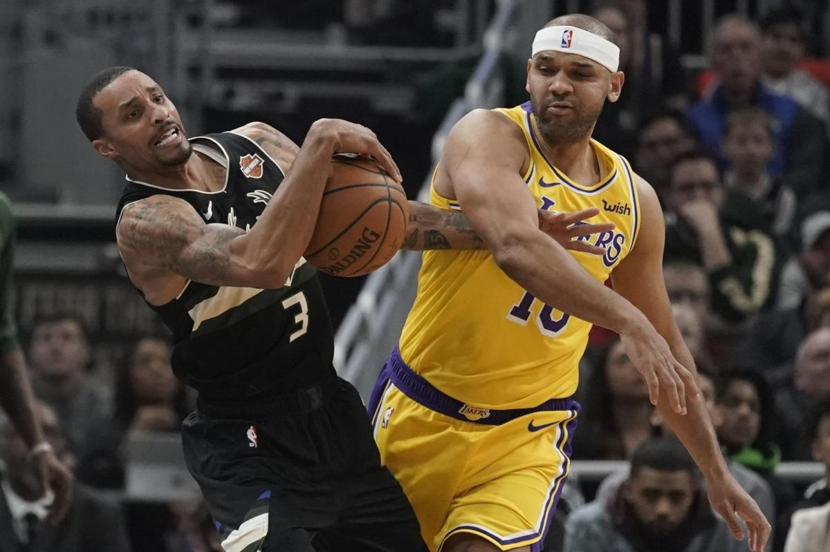 Jared Dudley, AP photo