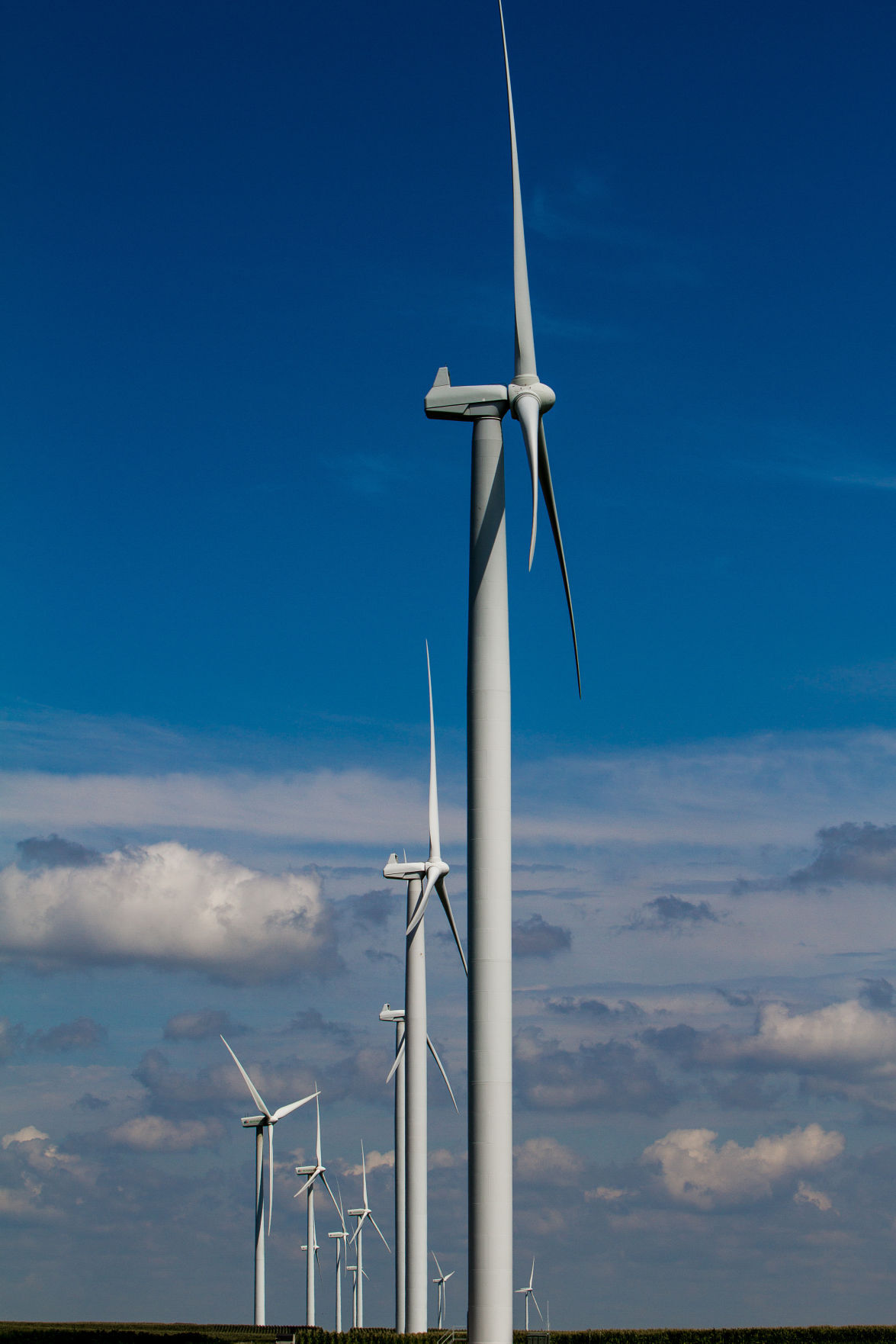MGE wind turbines