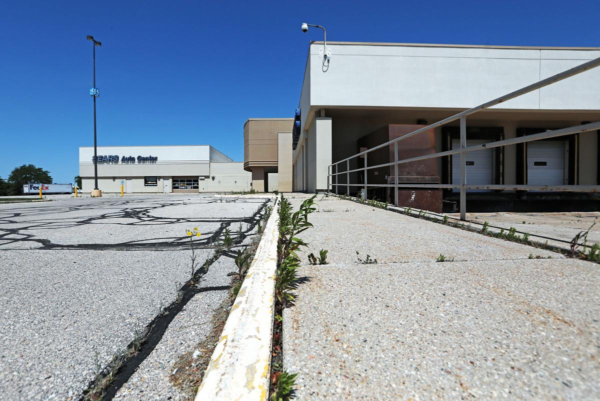 East Towne Mall - Sears