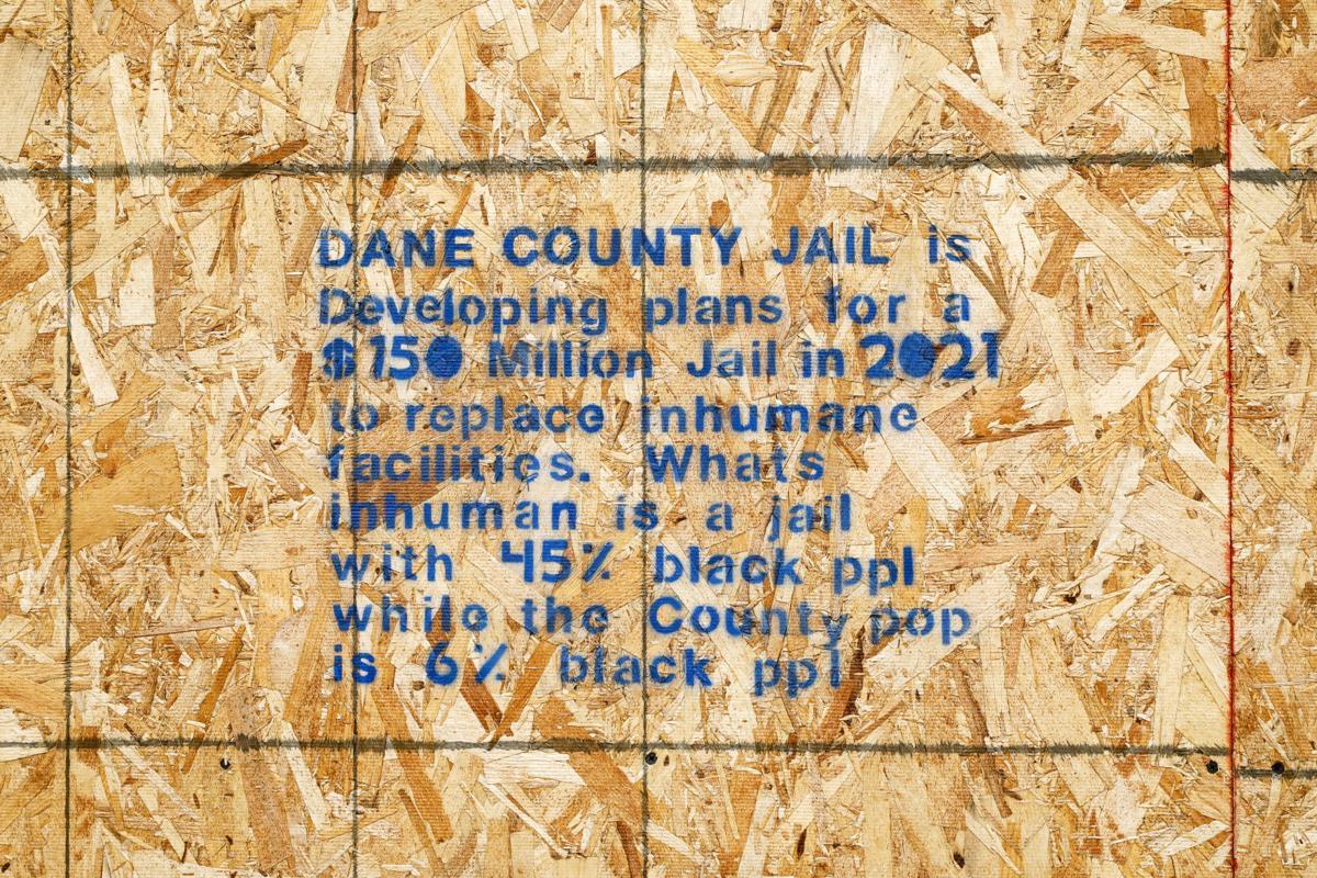Jail renovation statement