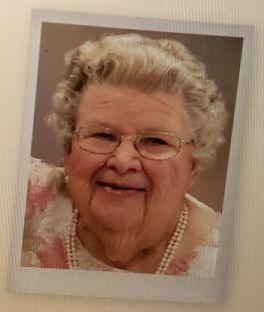 Hazel Keller turns 100!