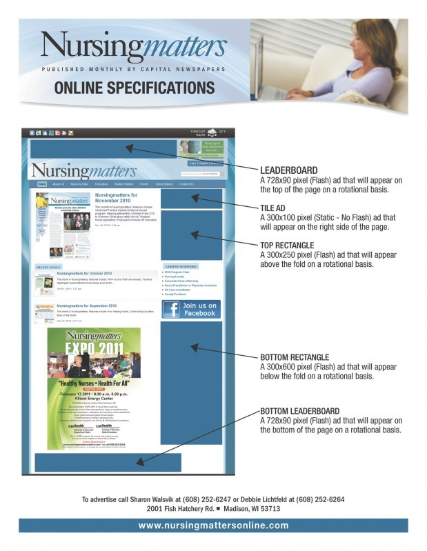 Online Specifications