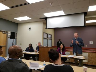 77th Assembly District forum