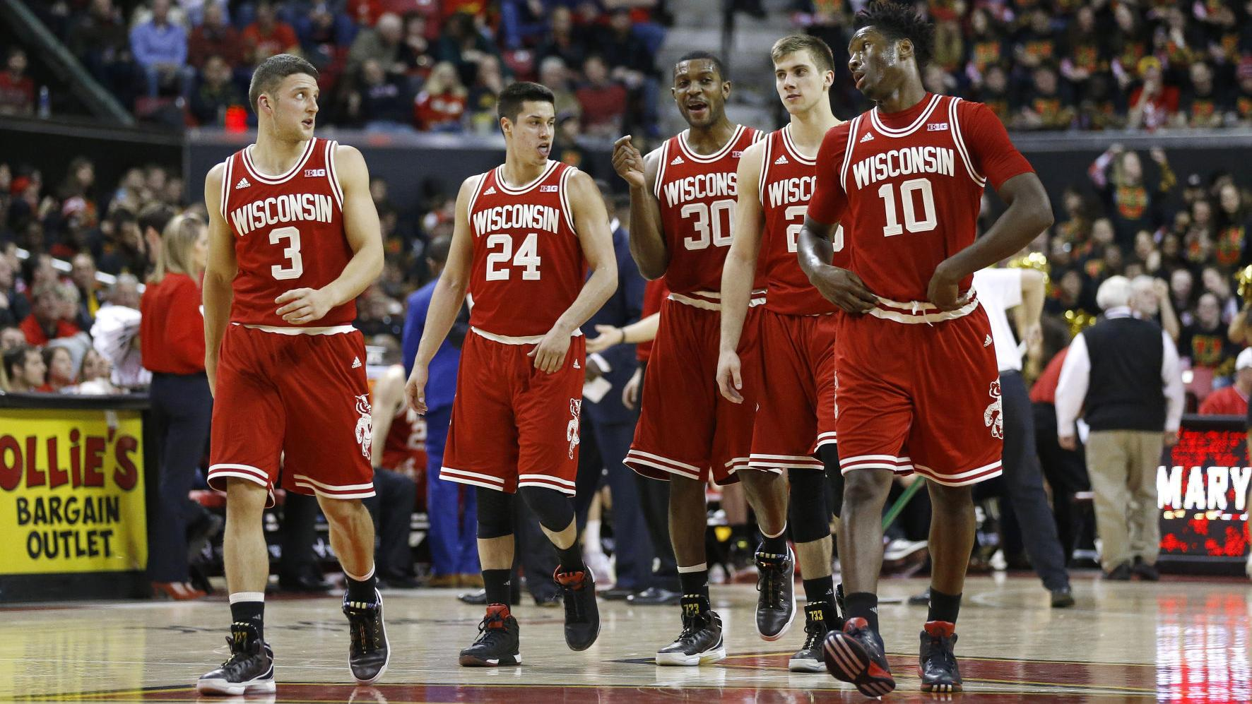 Get the latest Wisconsin Badgers Basketball news photos rankings lists and more on Bleacher Report