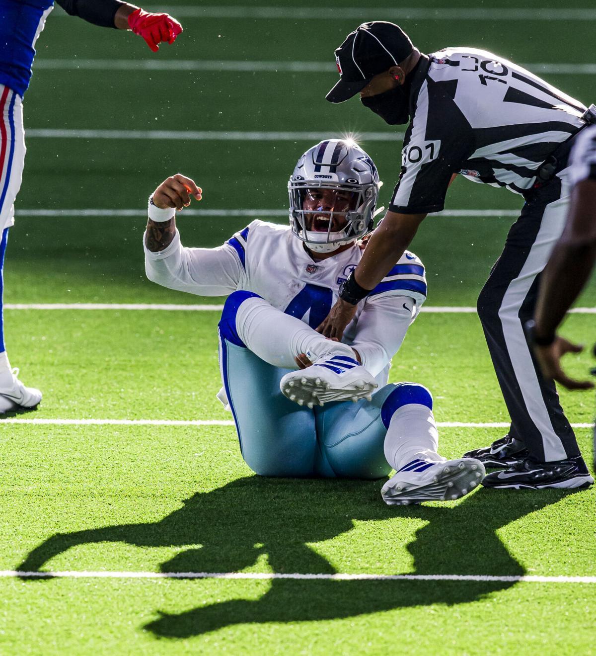 Cowboys Qb Dak Prescott Suffers Season Ending Leg Injury Green Bay Packers And Nfl Madison Com