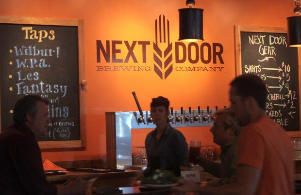 Next Door Brewing Co.