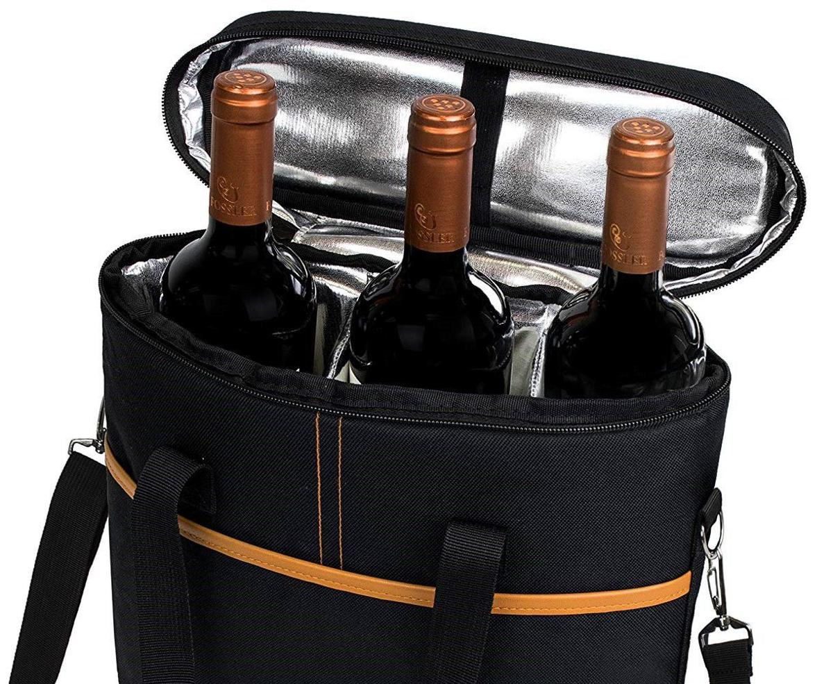 The Travel Tote Is The Perfect Summer Companion For Wine Drinkers Home Garden Madison Com