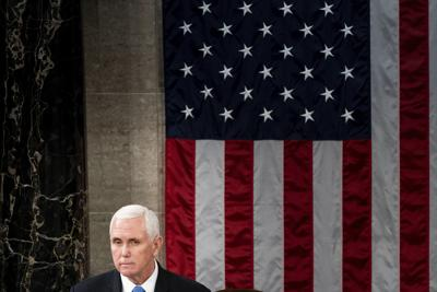 Leonard Pitts Jr.: Pence and Republicans demean themselves