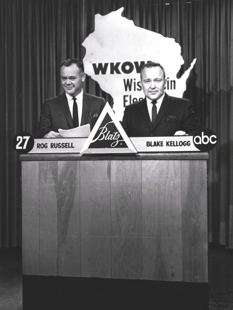 WKOW-TV (Ch  27) in the 1960s | | madison com