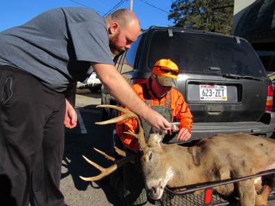 Deer registration