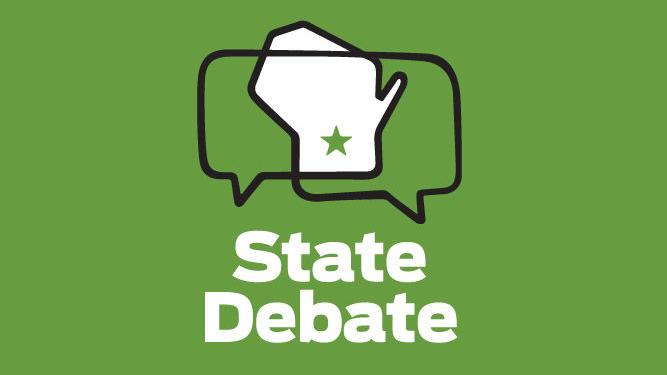 State Debate: Robin Vos doesn't have anti-mask support, suggests James Rowen