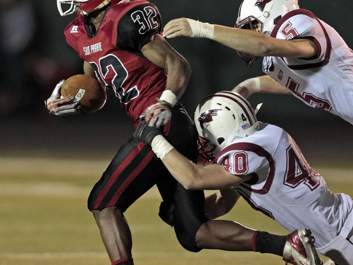 Prep Football Wisconsin Football Coaches Association Names 2014 All State Team High School Football Madison Com