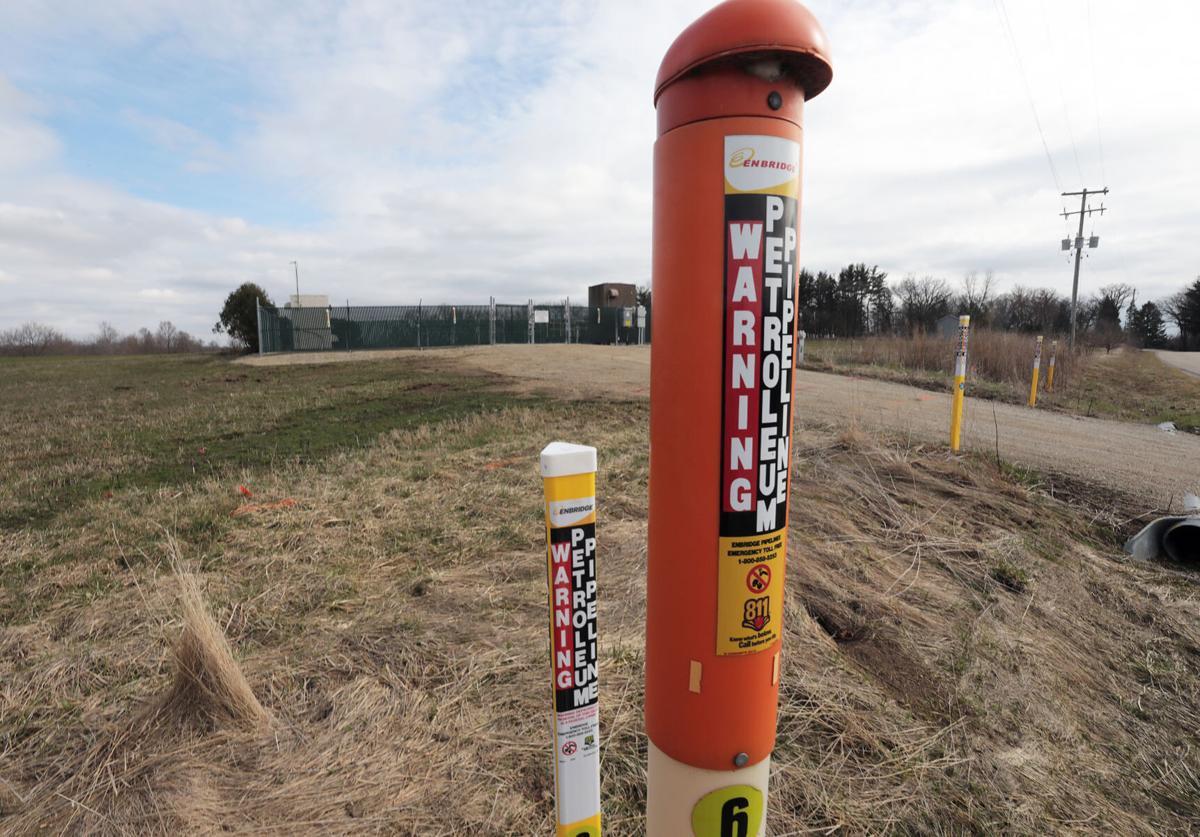 Enbridge pipeline