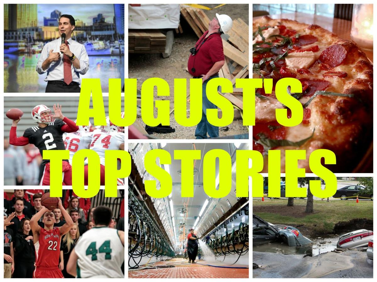 August top stories