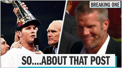 Brett Favre deletes his own Instagram post that suggested an NFL comeback