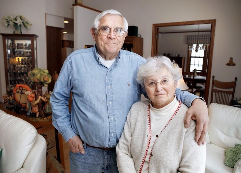 Rudy and Mary Girardi