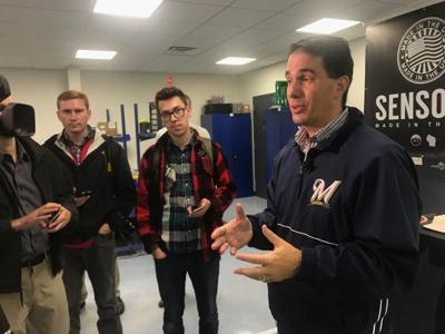 Walker on Manufacturing Day