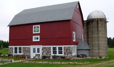 Event barn at White Pine Berry Farm (copy)