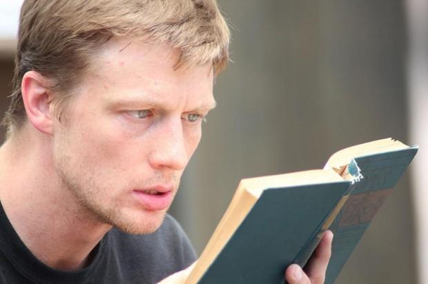 APT Matt Schwader as Hamlet