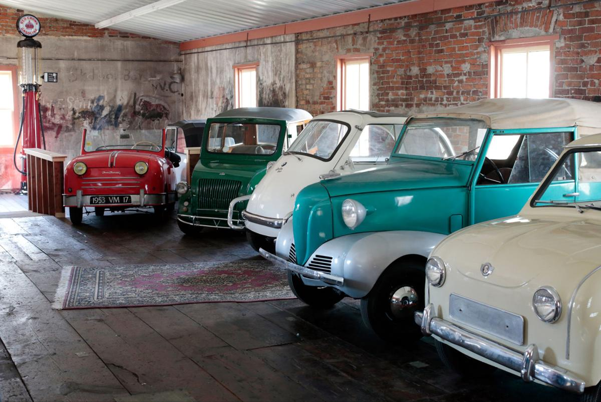 Midwest Microcar Museum cars