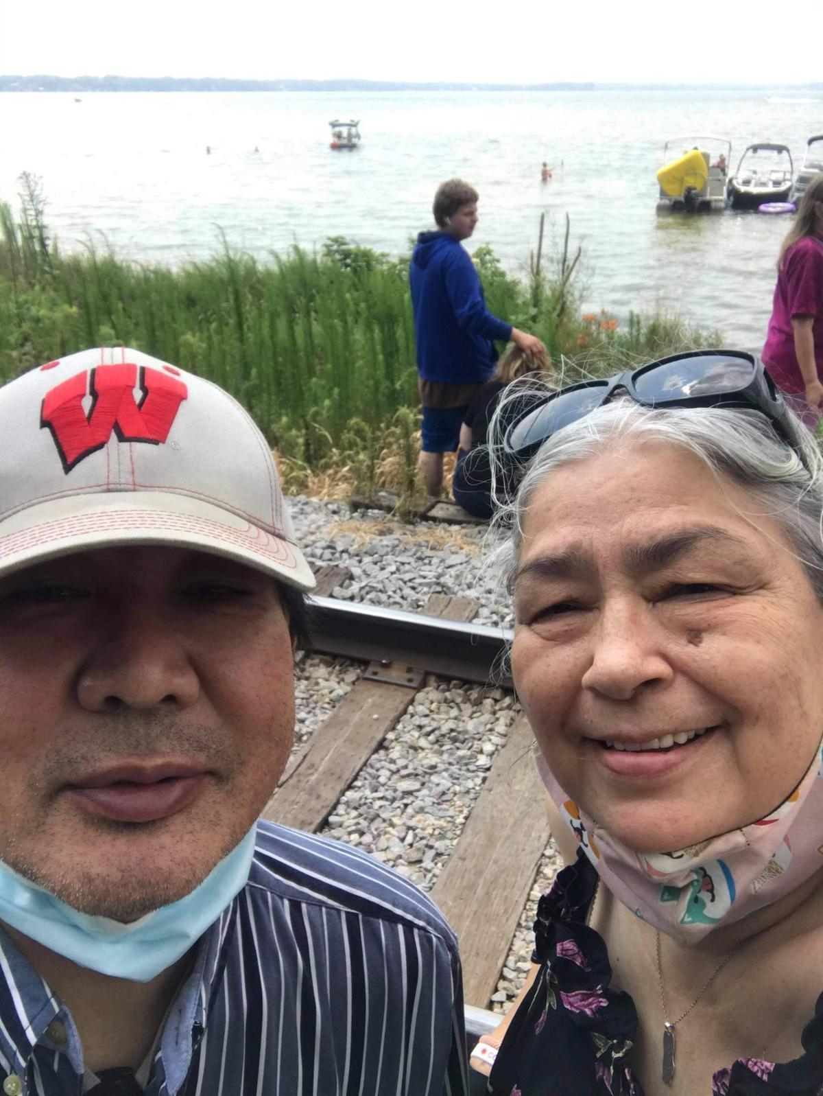 Ken and MaryRay Katsuma