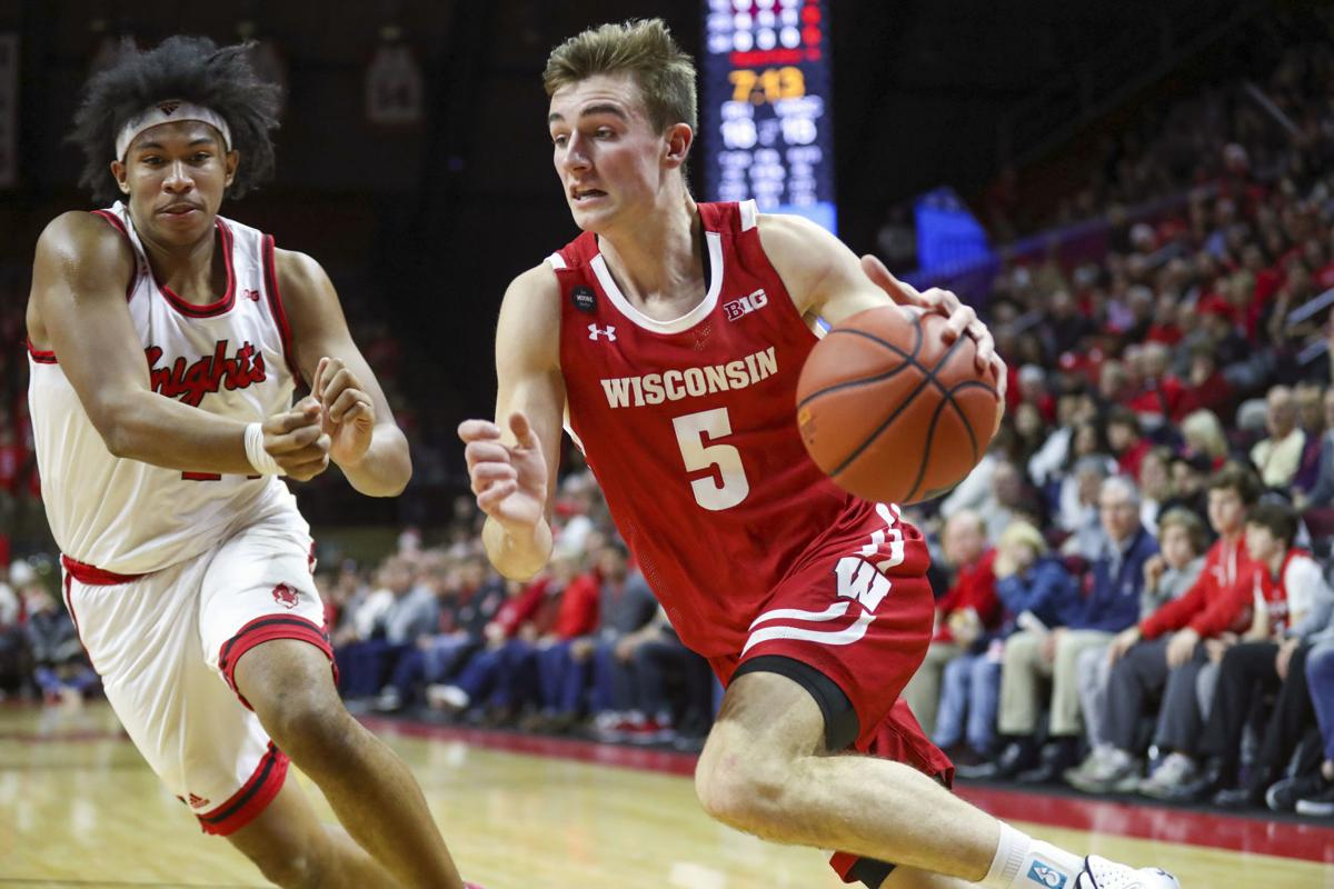 Badgers' Tyler Wahl getting an eye-opening welcome to the physical Big Ten  | Wisconsin Badgers Men's Basketball | madison.com