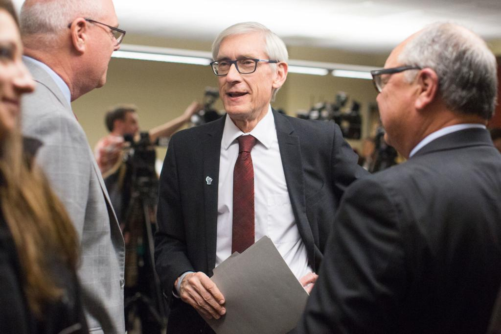 What can Tony Evers really do?   Politics and Elections
