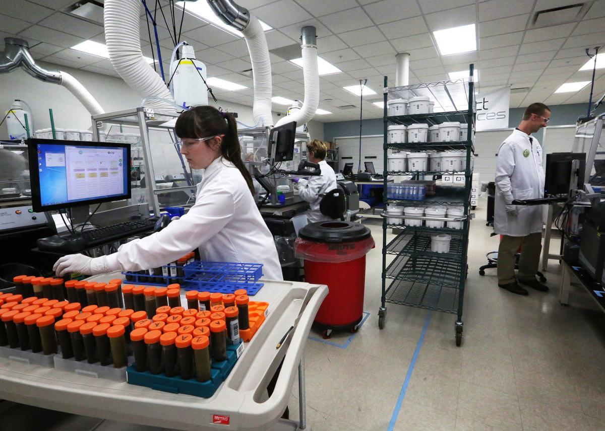 Exact Sciences lab