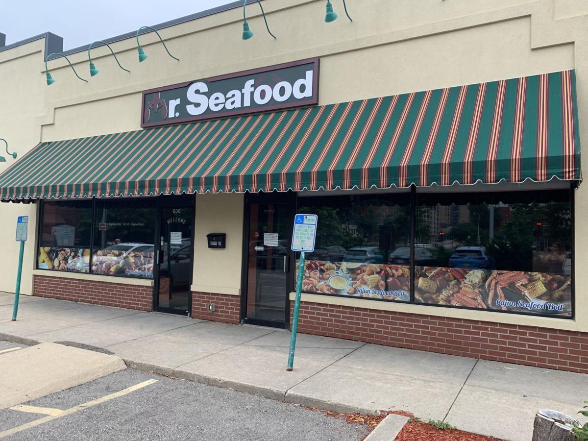 Mr. Seafood