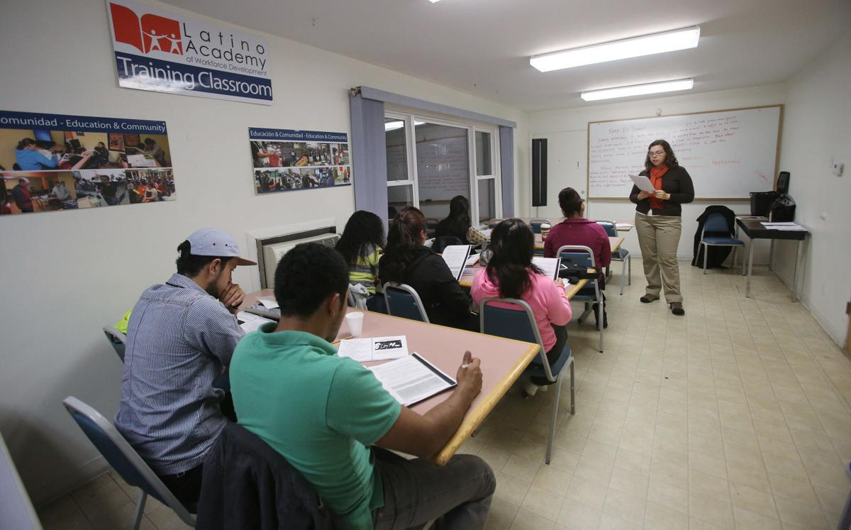 Latino Academy Of Workforce Development Meets Needs From Phlebotomy
