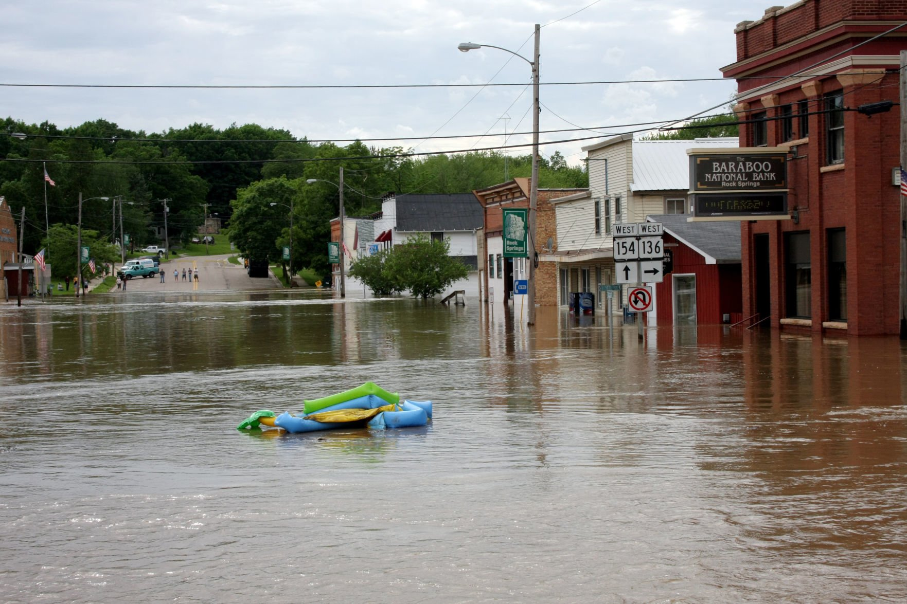 flood of 2008 recovery continues in rock springs local news rh madison com