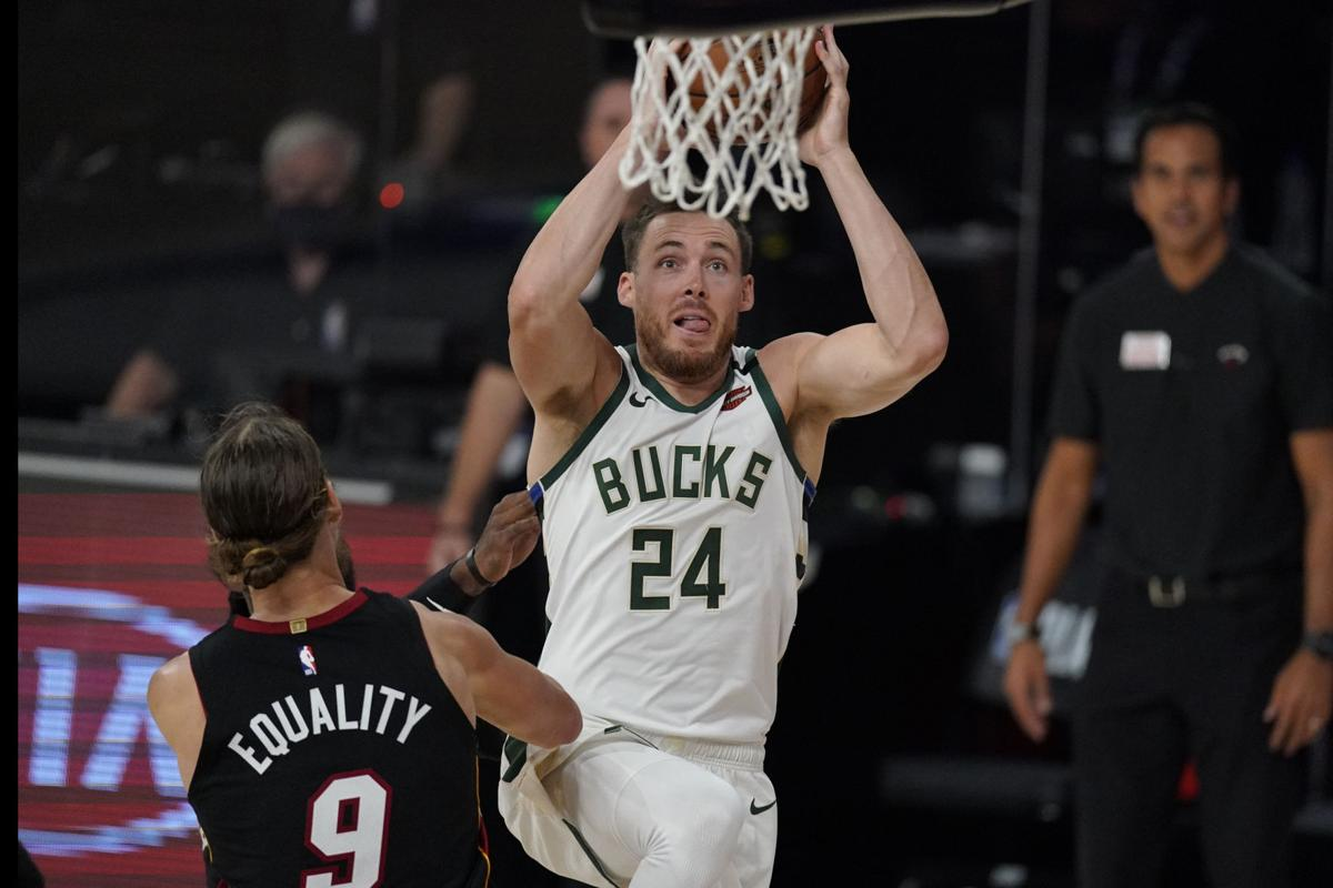 Heat 103, Bucks 94
